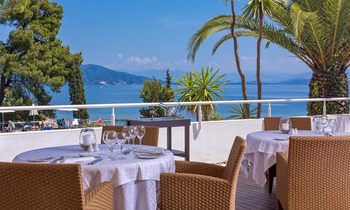 """6 חוגגים את הקיץ באי היווני קורפו: 3/5 לילות במלון 5 כוכבים, אופציה לסופ""""ש"""