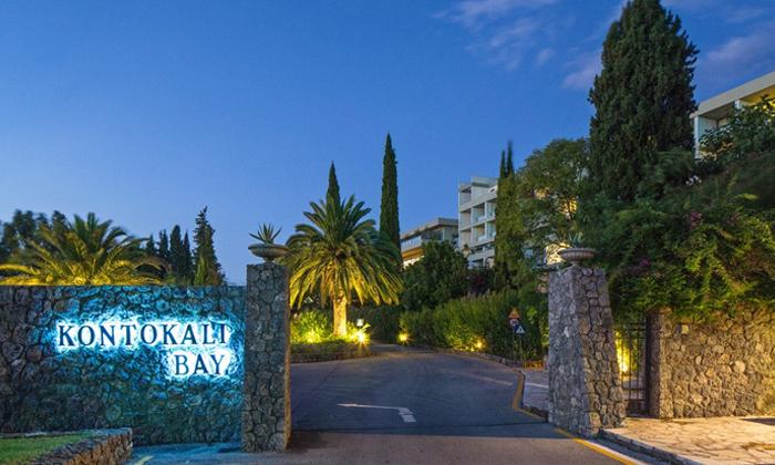"""7 חוגגים את הקיץ באי היווני קורפו: 3/5 לילות במלון 5 כוכבים, אופציה לסופ""""ש"""