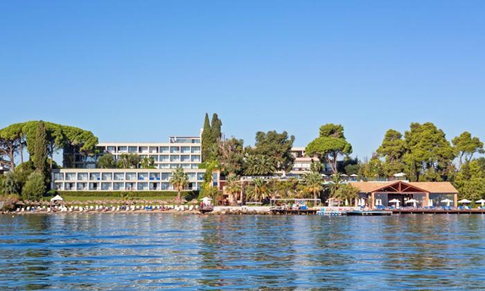 """8 חוגגים את הקיץ באי היווני קורפו: 3/5 לילות במלון 5 כוכבים, אופציה לסופ""""ש"""