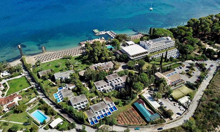 """9 חוגגים את הקיץ באי היווני קורפו: 3/5 לילות במלון 5 כוכבים, אופציה לסופ""""ש"""