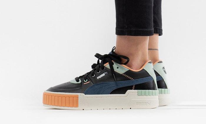 6 נעלי סניקרס לנשים פומה Puma דגם CALI - מידות לבחירה