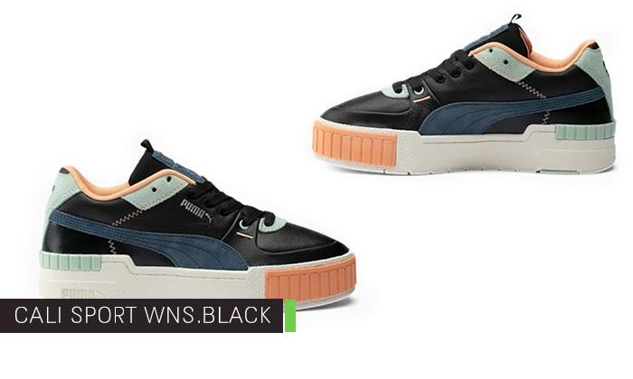 5 נעלי סניקרס לנשים פומה Puma דגם CALI - מידות לבחירה