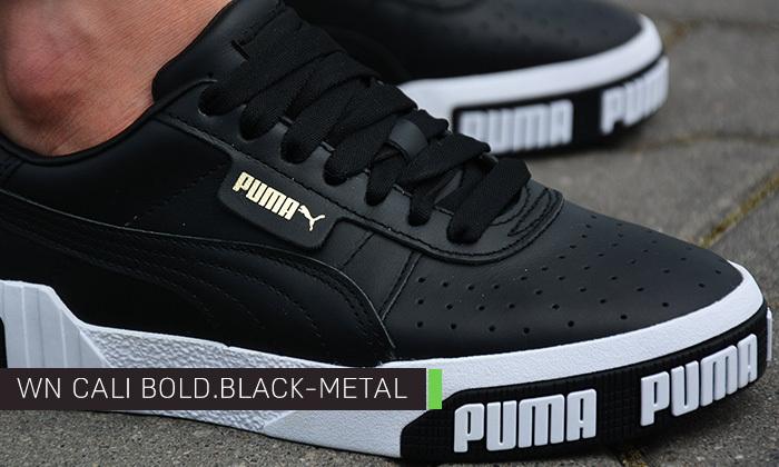 3 נעלי סניקרס לנשים פומה Puma דגם CALI - מידות לבחירה
