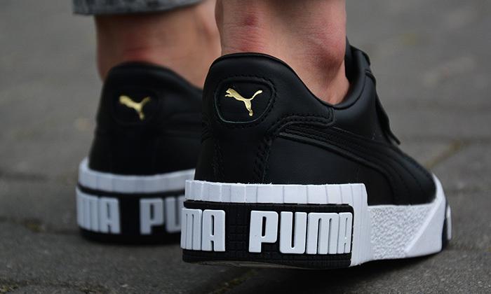 4 נעלי סניקרס לנשים פומה Puma דגם CALI - מידות לבחירה