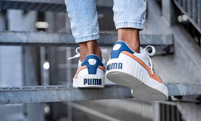 8 נעלי סניקרס לנשים פומה Puma דגם CALI - מידות לבחירה