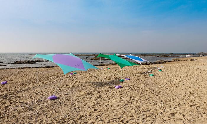 15 ציליות חוף