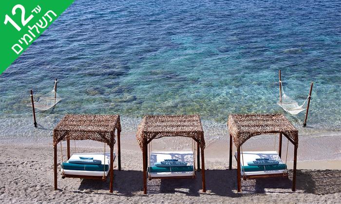 """3 נופש בסאמוס, יוון: 4/5 לילות במלון 5 כוכבים, אופציה לסופ""""ש"""