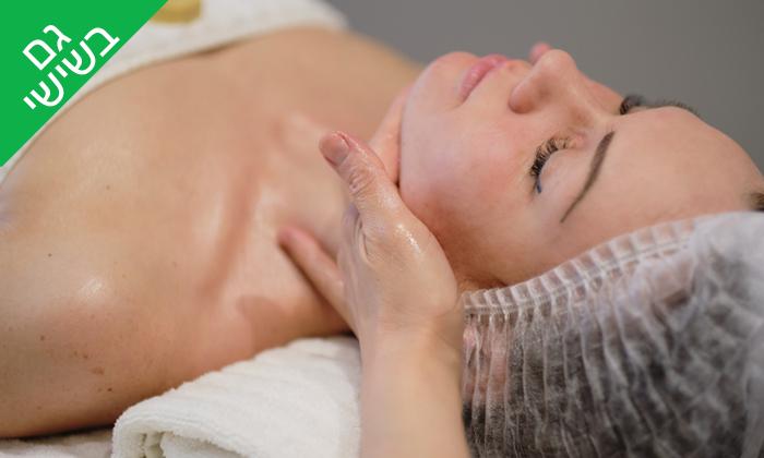 2 טיפולי פנים בקליניקה של זיווה מנחמוב, אבן גבירול תל אביב