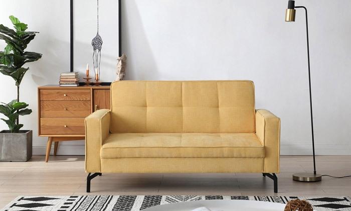 5 ספה דו מושבית - צבעים לבחירה