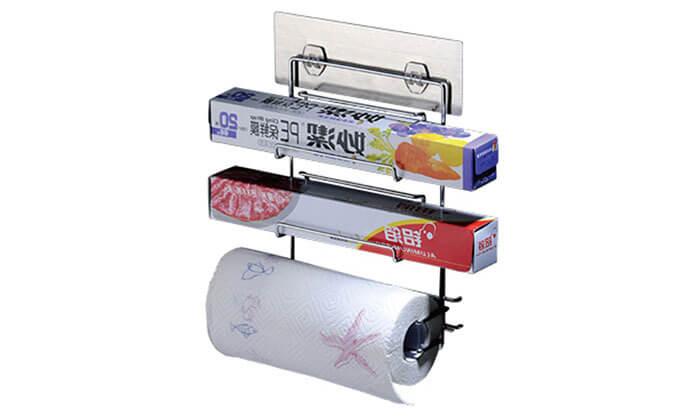 2 מתקן נתלה לנייר מגבת