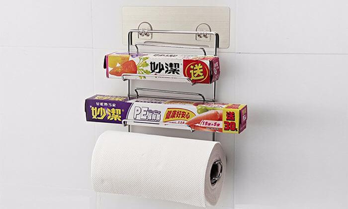 4 מתקן נתלה לנייר מגבת