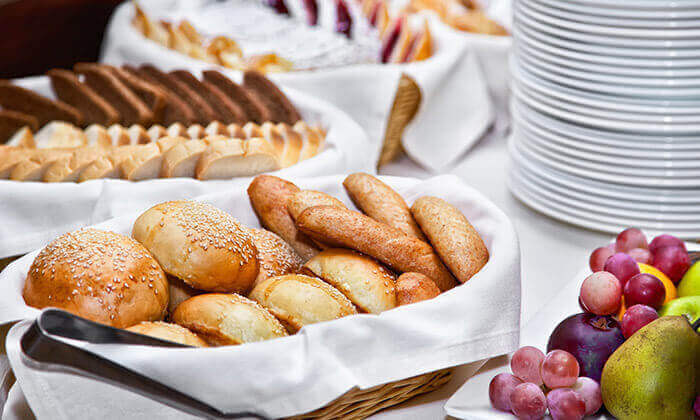 4 ארוחת בוקר בופה בתרזה פסטה בר, ירושלים