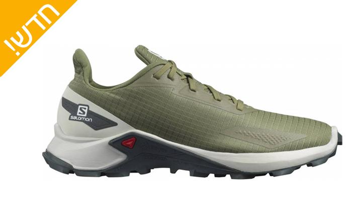 3 נעלי ריצת שטח לגברים Salomon - דגמים לבחירה