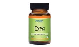 120 כמוסות ויטמין Supherb D400