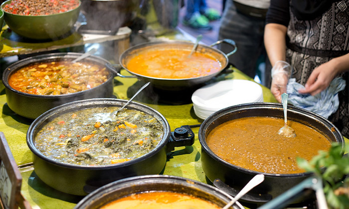 2 סדנת בישול הודי צמחוני אצל ג'וטי, חיפה