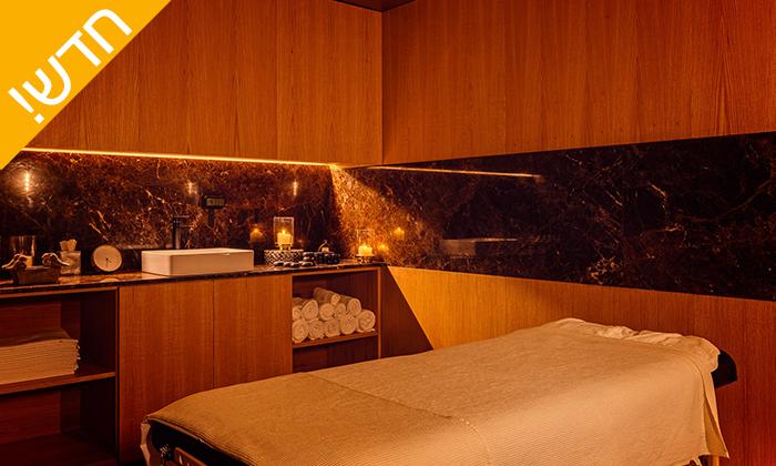 6 עיסוי זוגי במלון LIGHTHOUSE מרשת בראון, תל אביב - אופציה לארוחת בוקר