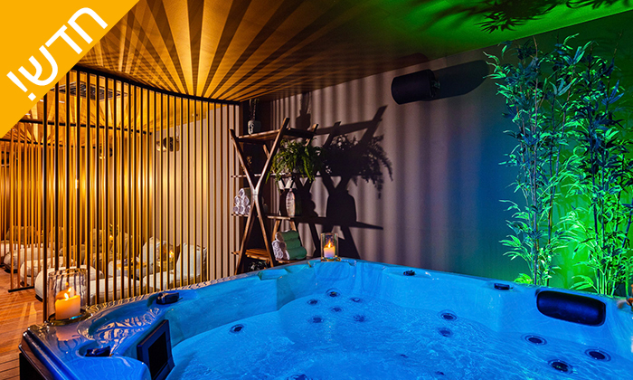 7 עיסוי זוגי במלון LIGHTHOUSE מרשת בראון, תל אביב - אופציה לארוחת בוקר