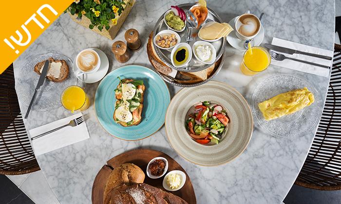 3 עיסוי זוגי במלון ביץ' האוס מרשת בראון, תל אביב - אופציה לארוחת בוקר