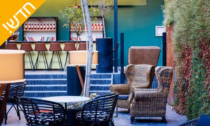 3 עיסוי זוגי במלון BoBo תל אביב מרשת מלונות בראון - אופציה לארוחת בוקר