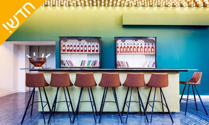 4 עיסוי זוגי במלון BoBo תל אביב מרשת מלונות בראון - אופציה לארוחת בוקר