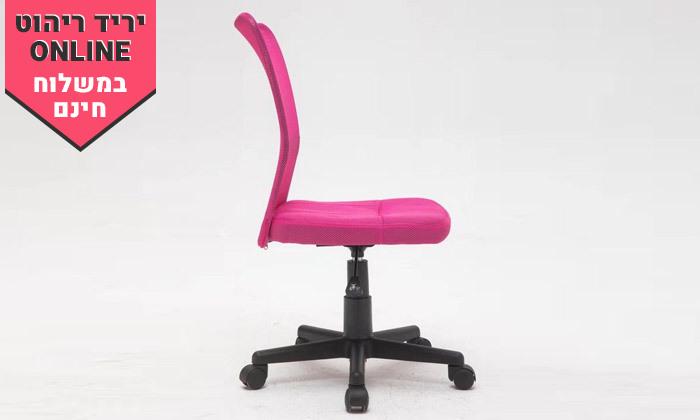 4 כיסא תלמיד דגם MIKA במבחר צבעים - משלוח חינם