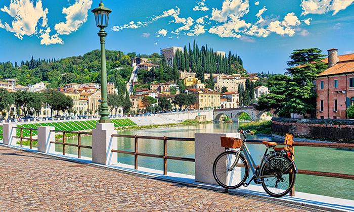 4 טוס וסע: טיסות ורכב ל-7/8 לילות באגם גארדה איטליה, אופציה לחגים