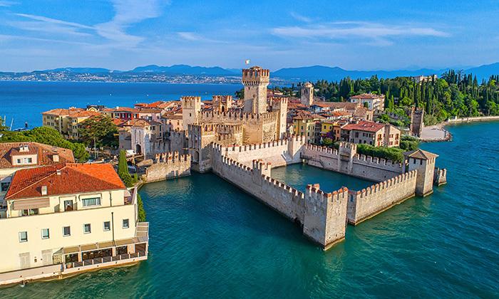 5 טוס וסע: טיסות ורכב ל-7/8 לילות באגם גארדה איטליה, אופציה לחגים