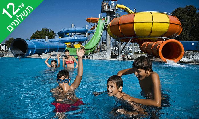 8 7 לילות לכל המשפחה בכפר הנופש Terme Catez סלובניה, כולל רכב ופארק מים