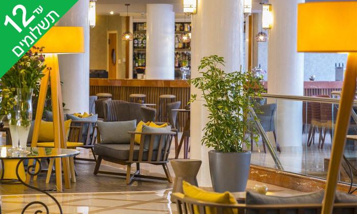 """9 פאפוס ע""""ב הכל כלול במלון Leonardo Cypris Bay עם כניסה לפארק מים"""