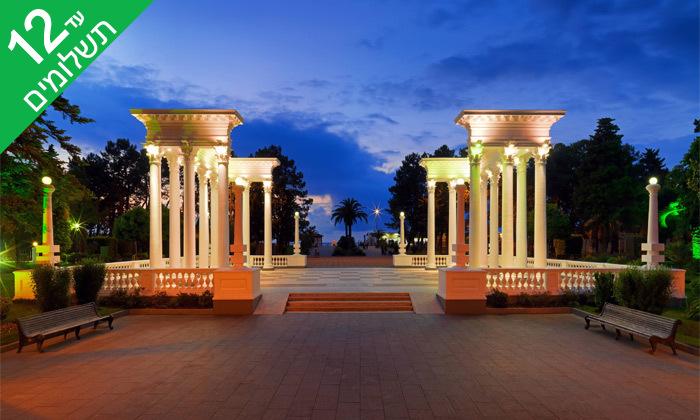 """5 3/4 לילות בבטומי: מלון 5 כוכבים מול הים, גם בסופ""""ש"""