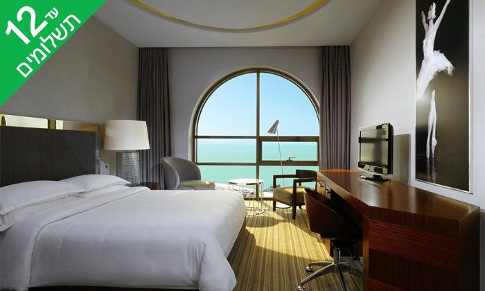 """7 3/4 לילות בבטומי: מלון 5 כוכבים מול הים, גם בסופ""""ש"""