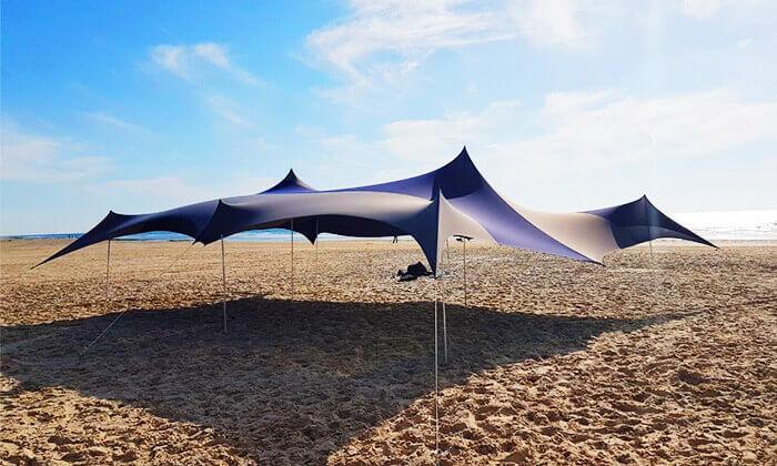 2 השכרת אוהל אירועים מבד לייקרה