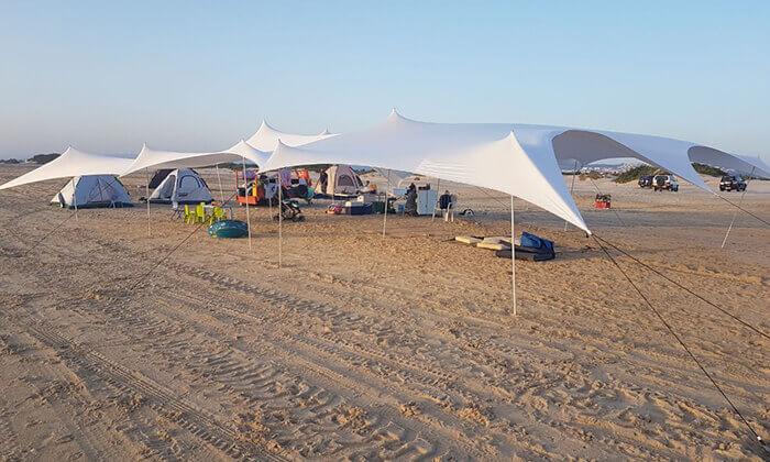 5 השכרת אוהל אירועים מבד לייקרה