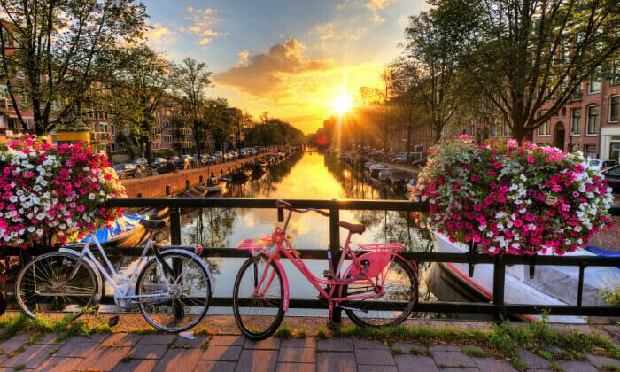 5 חופשה משפחתית בהולנד, כולל יולי-אוגוסט וראש השנה