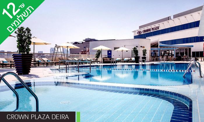 """8 קיץ של אטרקציות בדובאי: 3 לילות במלון לבחירה, סיורים ואופציה לסופ""""ש"""
