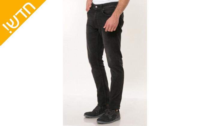 4 מכנסי ג'ינס נאוטיקה לגברים NAUTICA