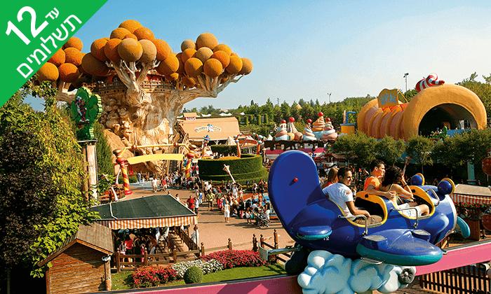 3 הפארקים הכי שווים באיטליה: Gardaland ו-Sea Life, כולל יולי-אוגוסט וחגים