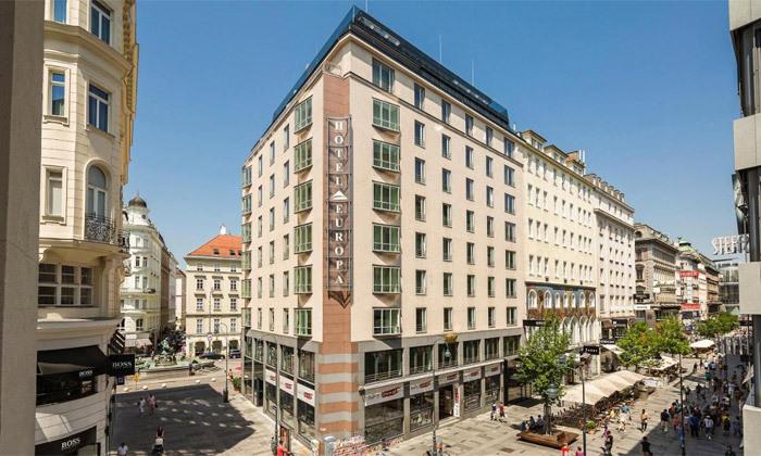 3 קיץ בווינה: 4 לילות במלון מרכזי, כולל טיסות אל על