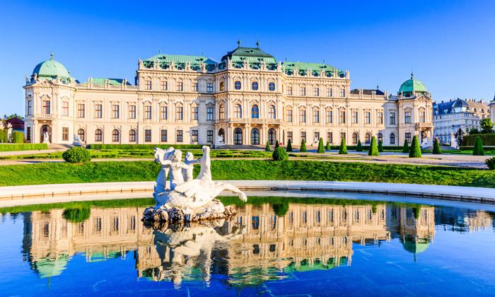 9 קיץ בווינה: 4 לילות במלון מרכזי, כולל טיסות אל על