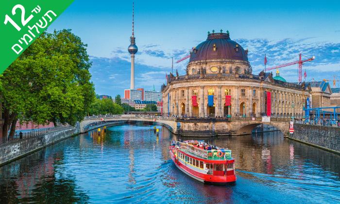 3 סר אלטון ג'ון בברלין: 4 לילות במלון לבחירה והופעה של האיש והפסנתר