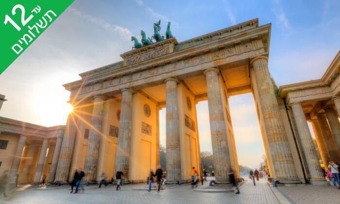 3 אנדראה בוצ'לי בברלין: 4 לילות במלון לבחירה והופעה של זמר הטנור האיטלקי