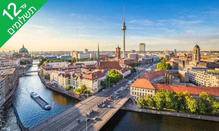 5 אנדראה בוצ'לי בברלין: 4 לילות במלון לבחירה והופעה של זמר הטנור האיטלקי