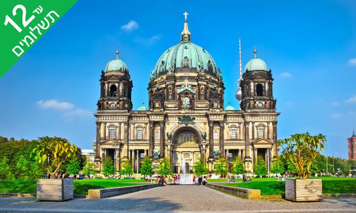 11 אנדראה בוצ'לי בברלין: 4 לילות במלון לבחירה והופעה של זמר הטנור האיטלקי