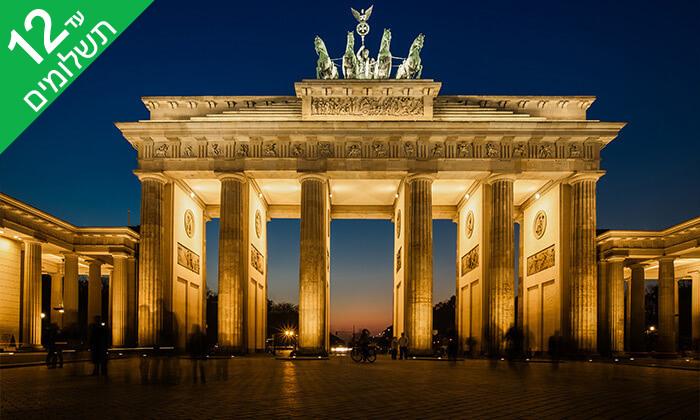 8 אנדראה בוצ'לי בברלין: 4 לילות במלון לבחירה והופעה של זמר הטנור האיטלקי