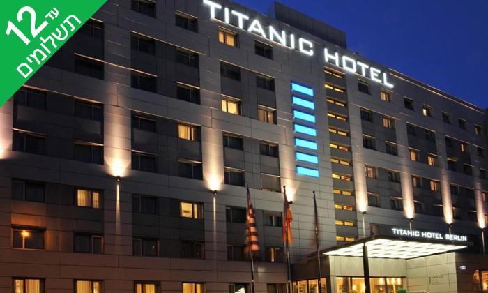 9 אנדראה בוצ'לי בברלין: 4 לילות במלון לבחירה והופעה של זמר הטנור האיטלקי