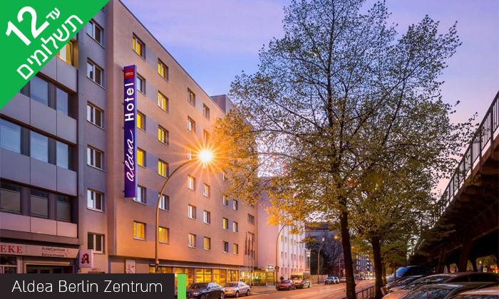 8 אנדרה ריו בברלין: 4 לילות במלון לבחירה עם ארוחת בוקר, והופעה של מלך הוואלס ההולנדי