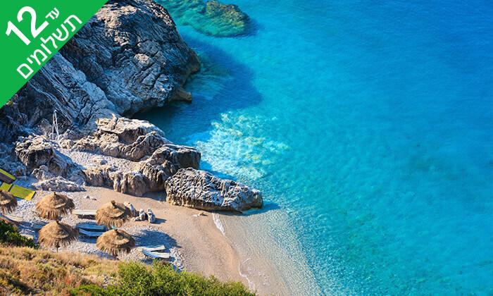 2 אלבניה 5 כוכבים - חופים, אטרקציות ומלון מפנק ביוני-אוגוסט