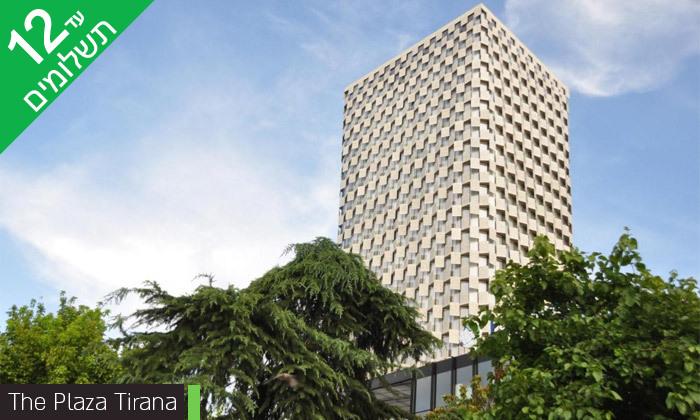 6 אלבניה 5 כוכבים - חופים, אטרקציות ומלון מפנק ביוני-אוגוסט