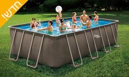 בריכת שחייה באורך 5.5 מטרים