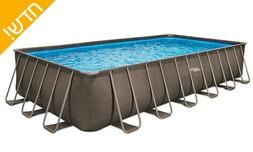 בריכת שחייה באורך 7.3 מטרים